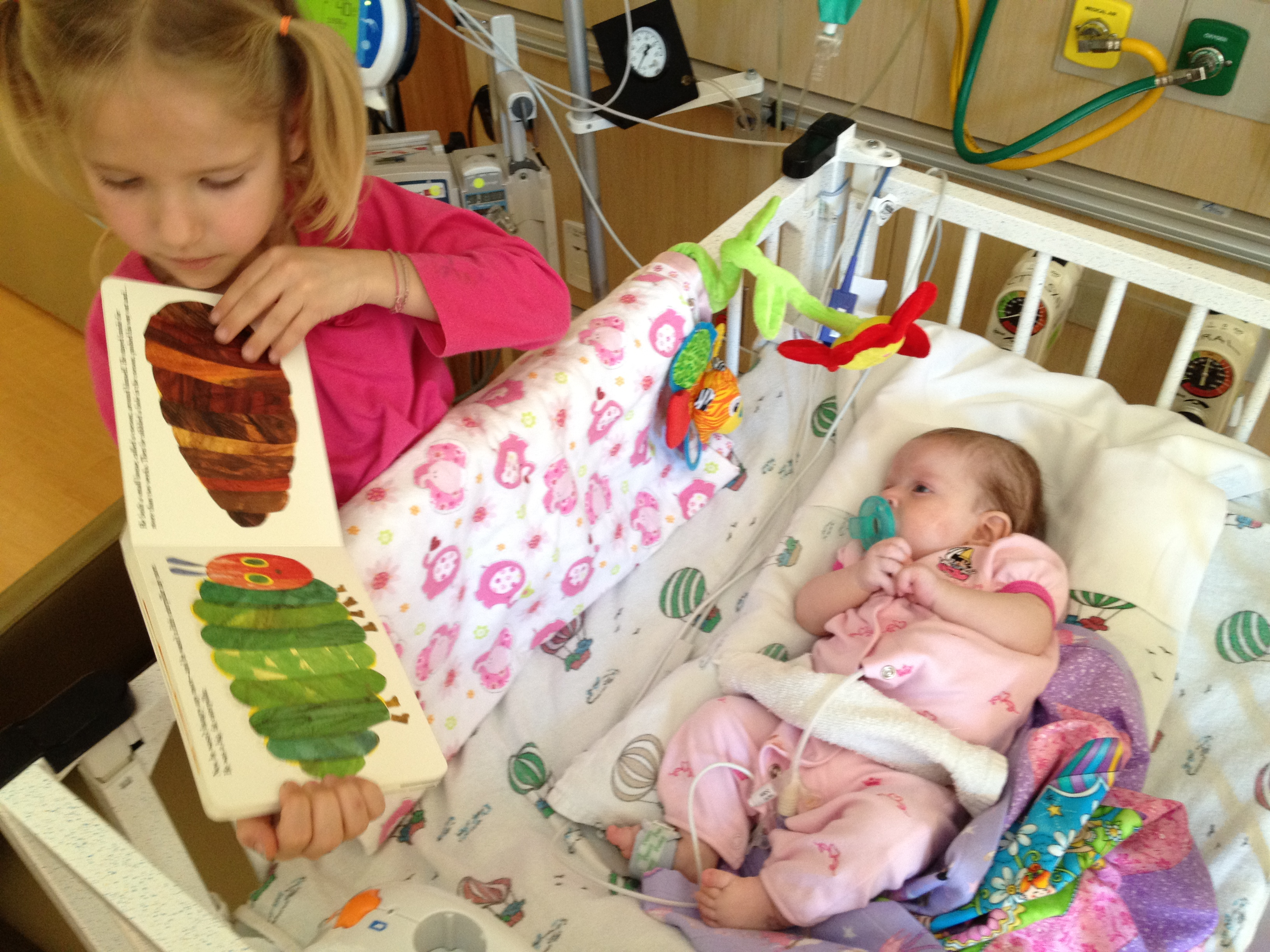 Reading in the NICU